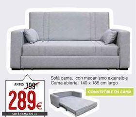Oferta de Sofá cama por 289€
