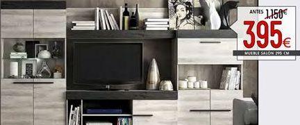 Oferta de Muebles de salón por 395€