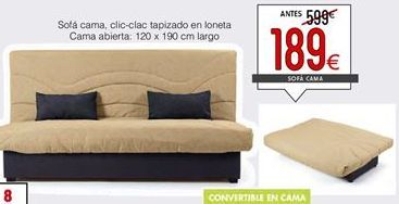 Oferta de Sofás por 189€