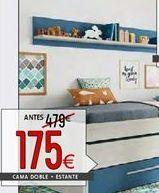 Oferta de Cama doble por 175€