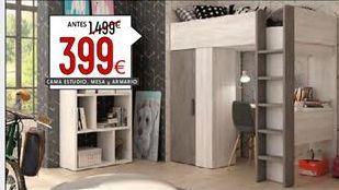 Oferta de Dormitorios por 399€