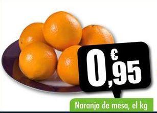 Oferta de Naranja de mesa por 0,95€