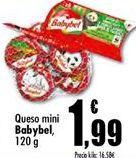 Oferta de Queso Mini BABYBEL por 1,99€