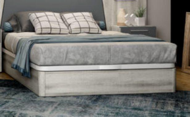 Oferta de Canapé con base tapizada MANHATTAN por 280€
