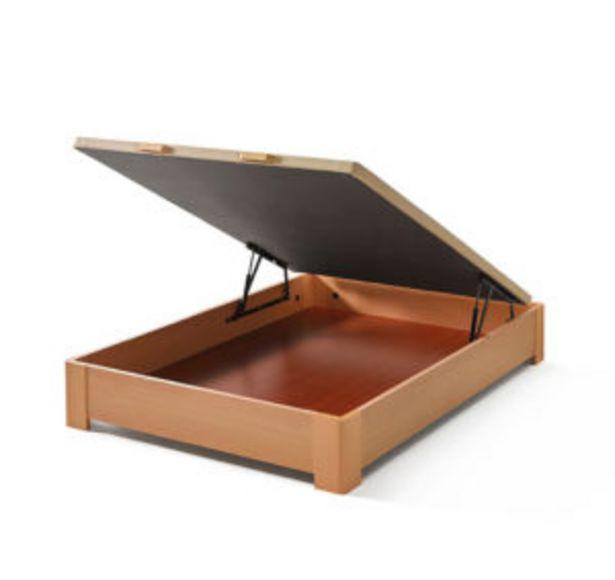 Oferta de Canapé abatible de madera TEXAS por 325€