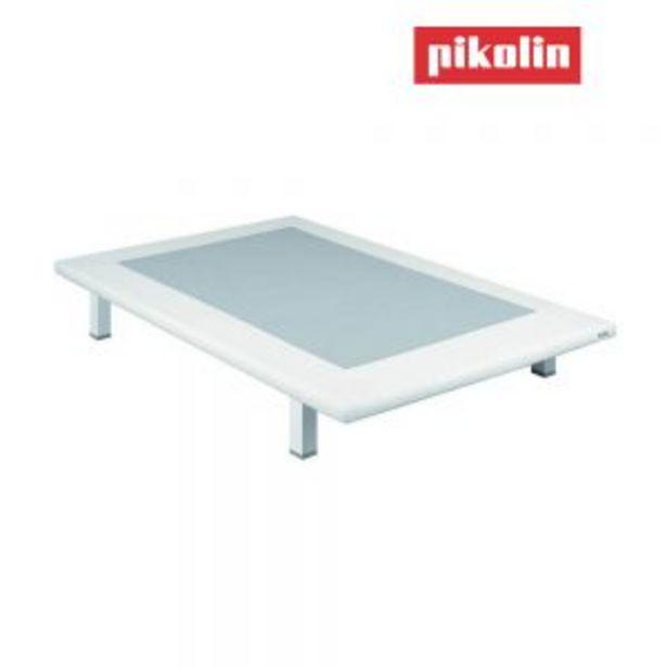 Oferta de Base tapizada polipiel DIVALÍN de PIKOLIN 3D transpirable por 185€