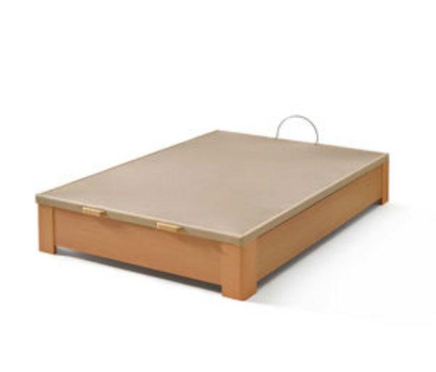 Oferta de Canapé abatible de madera TEXAS por 279€