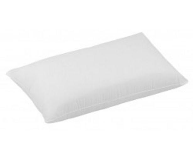 Oferta de Almohada de fibra Sleep 70 cm por 8€
