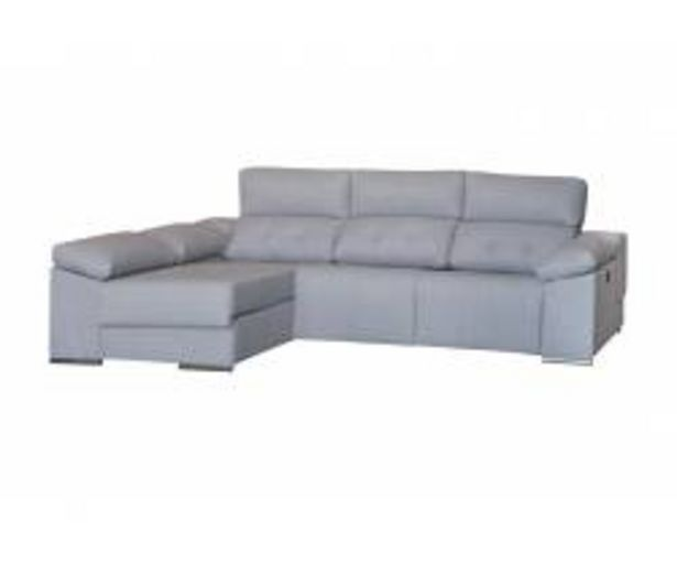 Oferta de Sofá chaise longue relax MAX por 1169€