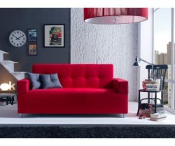 Oferta de Sofá de tres plazas Chicago por 229,01€