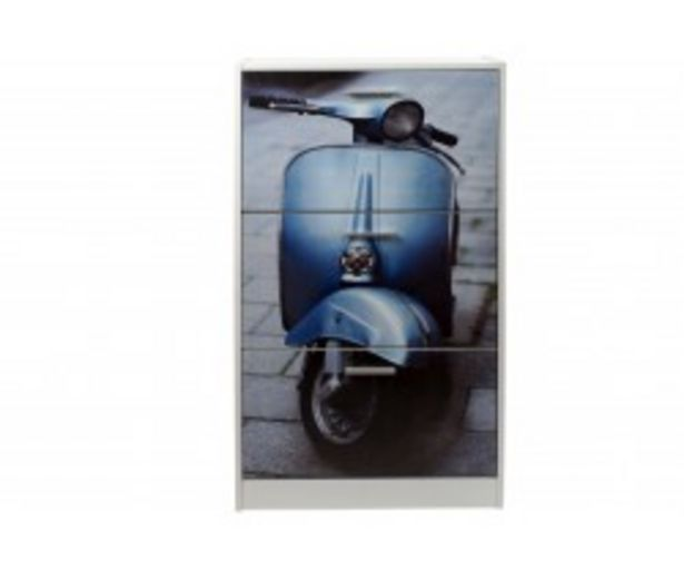 Oferta de ZAPATERO MOTO VESPING por 79€