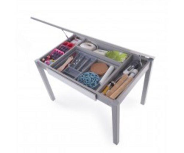 Oferta de Mesa de cocina con cajón Bossa por 345,01€