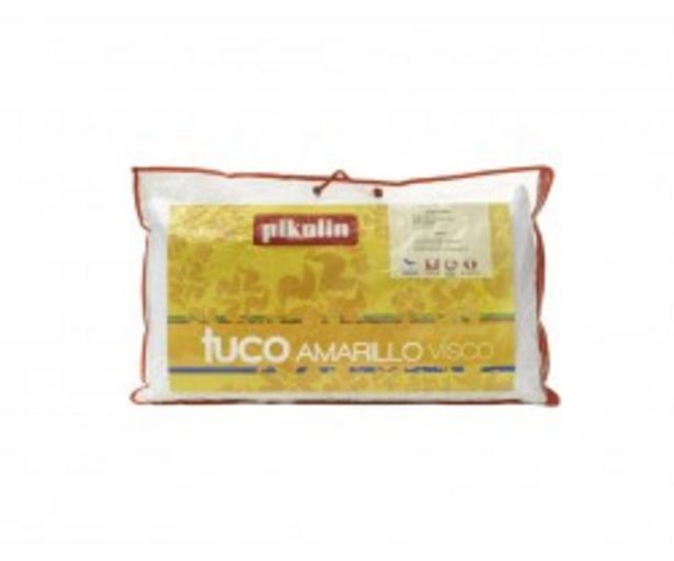 Oferta de ALMOHADA VISCO YELLOW por 36€