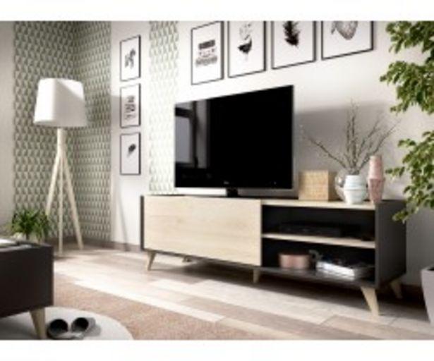 Oferta de MUEBLE PARA TV RIBEL por 115€