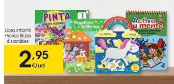 Oferta de Libro infantil por 2,95€