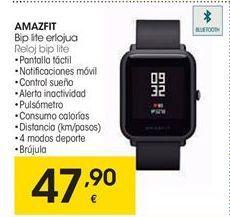 Oferta de AMAZFIT Reloj bip lite por 47,9€