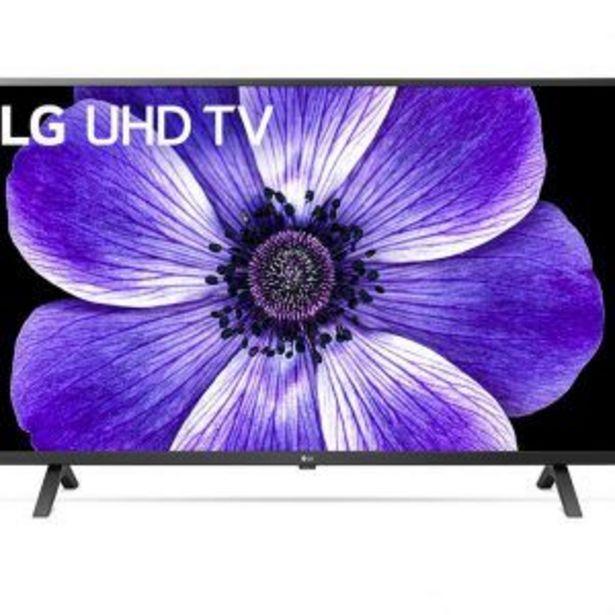"Oferta de LED 50"" LG 50UN70006LA 4K SMART TV 1600Hz por 419€"