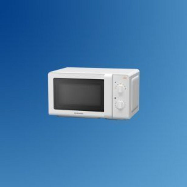 Oferta de Microondas Winia Blanco Kog-6F27  20L Grill por 68,9€