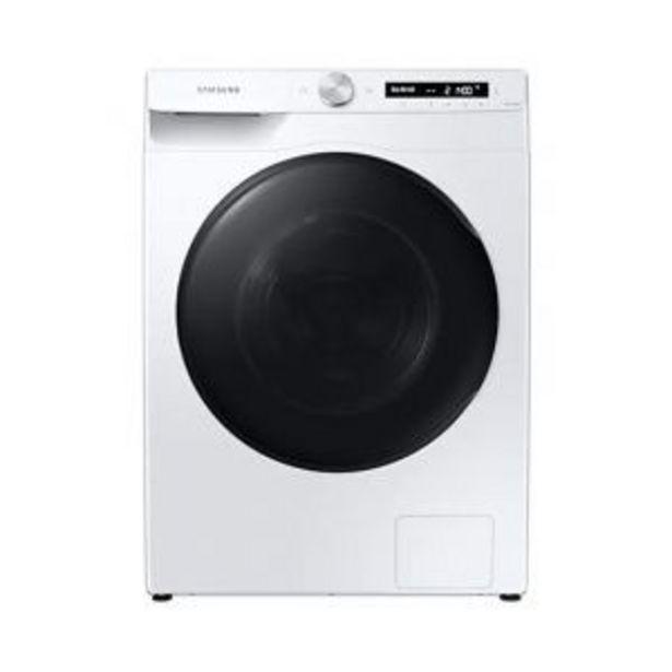 Oferta de Lava Secadora Samsung Wd90T534Dbw Blanca 9+6Kg 1400Rpm por 689€