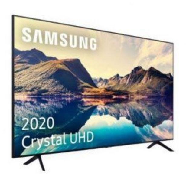 """Oferta de Led 55"""" Samsung Ue55Tu7025Kxxc Uhd 4K Smart Tv por 499€"""