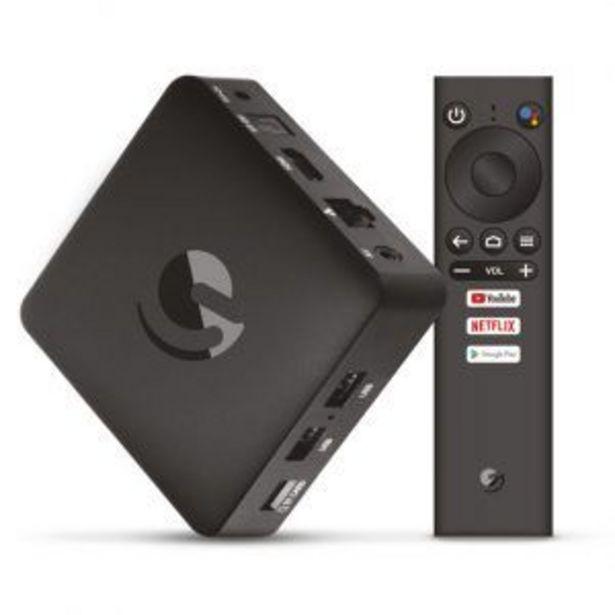 Oferta de RECEPTOR ANDROID TV ENGEL EN1015K por 72,9€