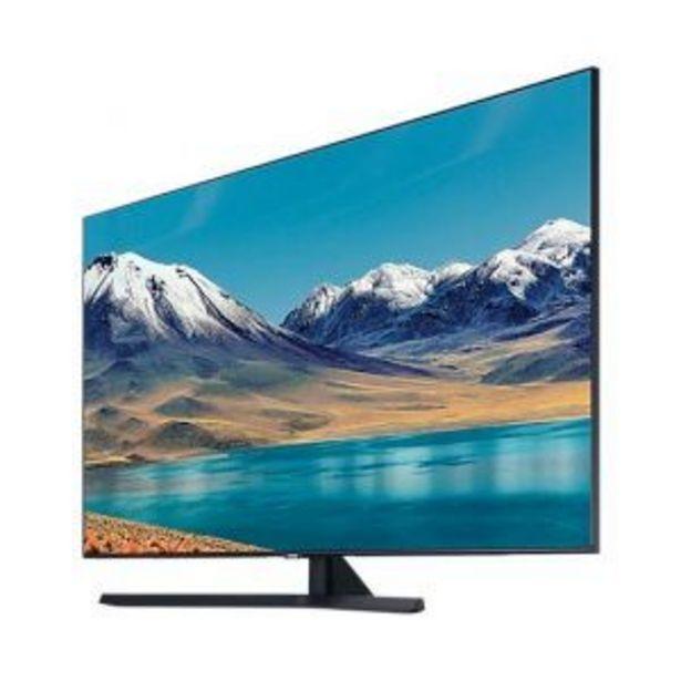 """Oferta de Led Samsung 65"""" Ue65Tu8505Uxxc 2800Hz Smart Tv por 959€"""