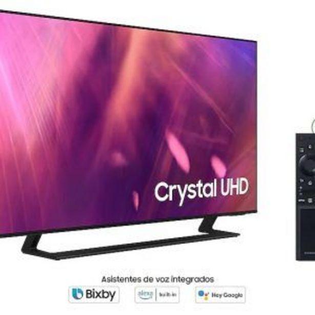 """Oferta de LED 50"""" SAMSUNG UE50AU9005KXXC 4K 2800Hz SMART TV por 699€"""