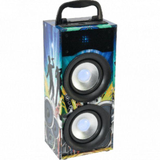 Oferta de ALTAVOZ DISCO2 PARTY LIGHT&SOUND 20W COLUMNA por 18€