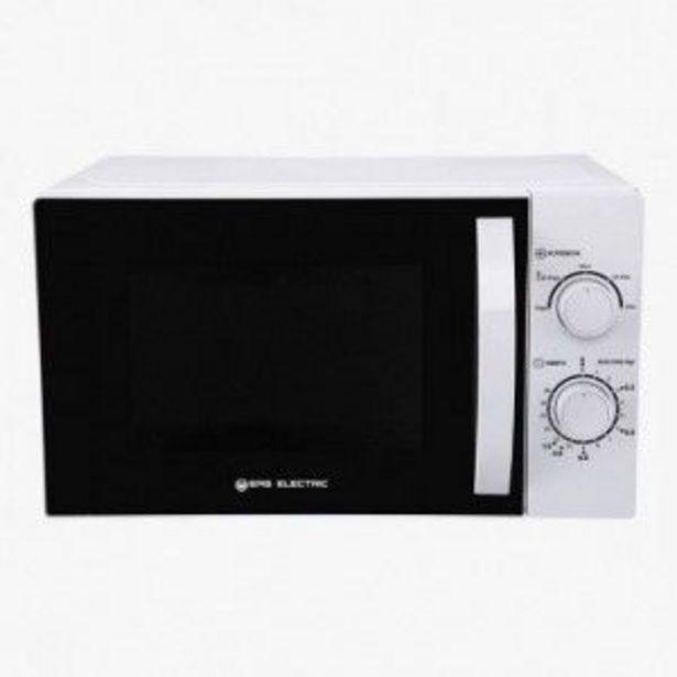 Oferta de Microondas Blanco Emb-20L Eas Electric 20L 700 por 49,9€
