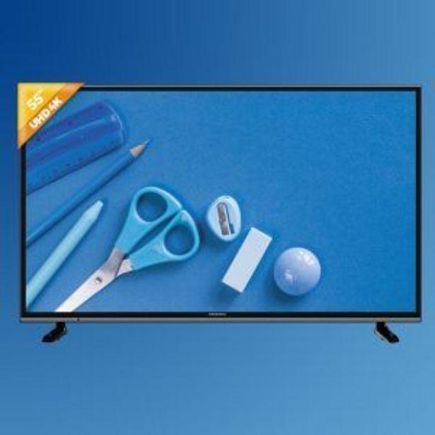 """Oferta de Televisor Grundig Led55"""" 55Vlx7850Bp por 409€"""