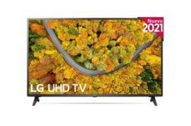 "Oferta de LED 50"" LG 50UP75006LF UHD 4K SMART TV por 539€"