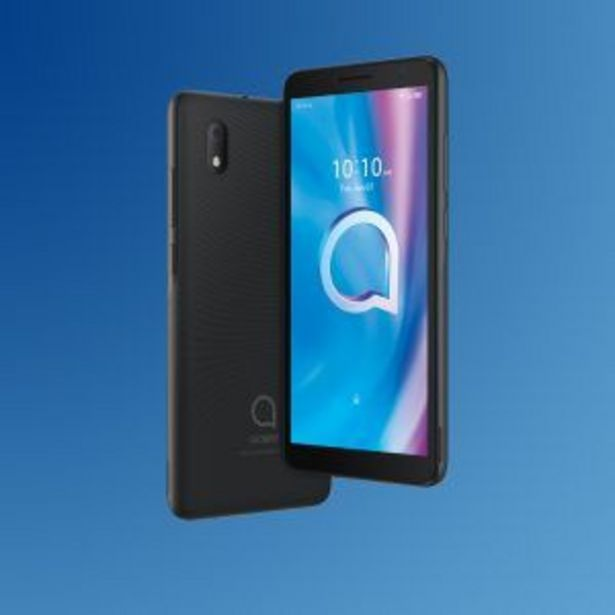 "Oferta de SMARTPHONE ALCATEL 5002D 5,5"" 1B BLACK 2GB 16GB por 79,9€"