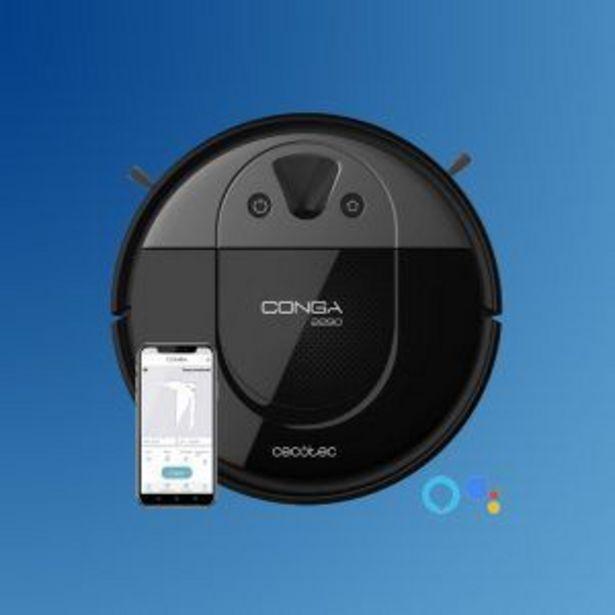 Oferta de Robot Aspirador Conga Cecotec 2290 Panoramic por 249€