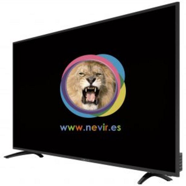 """Oferta de LED NEVIR 39"""" NVR-8061-39RD2S-SMA SMART ANDROID TV por 249€"""