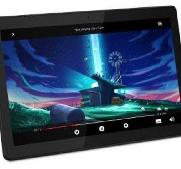 Oferta de TABLET LENOVO TABM10HD 2/32GB BLACK por 149€
