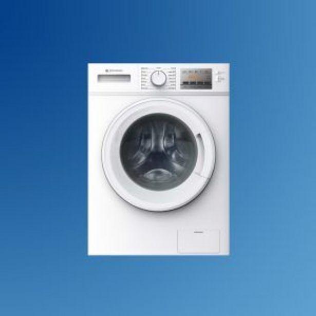 Oferta de LAVADORA BLANCA JWF-841A JOHNSON 8KG 1400RPM A+++ por 339€