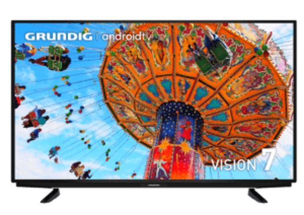 "Oferta de LED 55"" GRUNDIG 55GFU7960B 4K ANDROID TV por 559€"