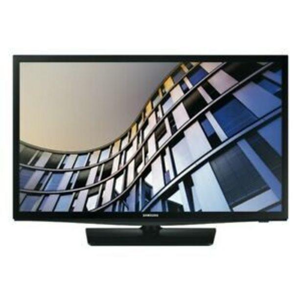 """Oferta de Led 24"""" Samsung Ue24N4305 Smart Tv 400Hz por 179,9€"""