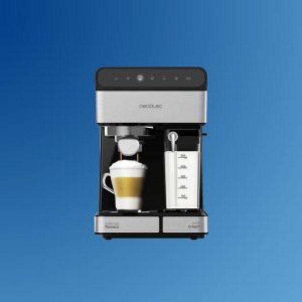 Oferta de Cafetera Expresso Instant-Ccino 20 Cecotec Nera To por 119€