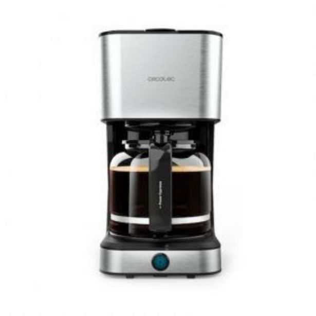 Oferta de Cafetera Cecotec Goteo Coffee 66 Heat por 25,9€