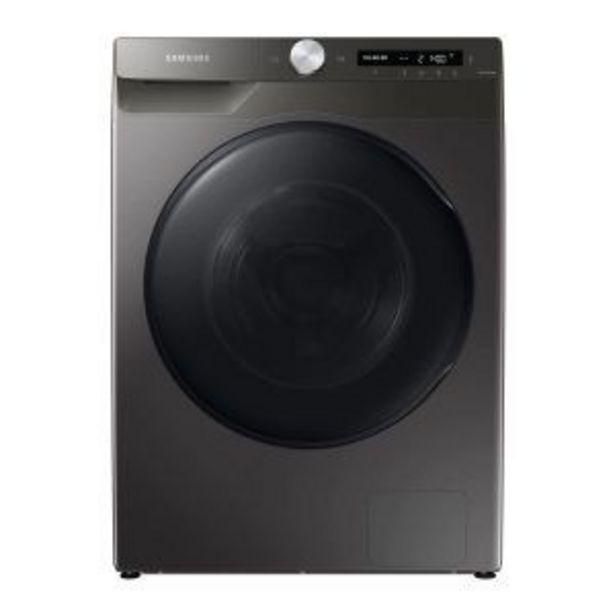 Oferta de Lavasecadora Samsung Wd90T534Dbn Inox 9+6Kg 1400Rpm por 739€