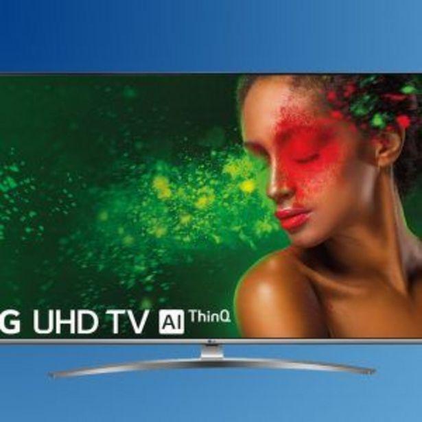Oferta de LED 86″ 86UM7600PLB LG 4K  1600HZ SMART TV por 2499€