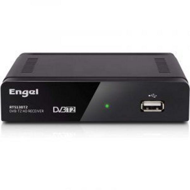 Oferta de TDT ENGEL RT-5130T2 por 22€