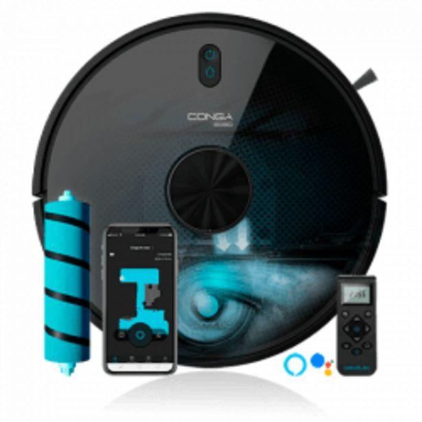 Oferta de Robot Aspirador Conga Cecotec 6090 Ultra por 499€
