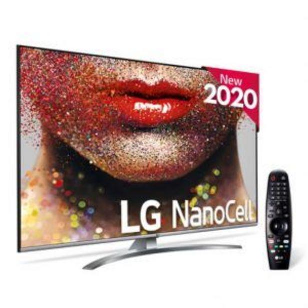 """Oferta de Lg Nanocell 55"""" 55Nano816Na por 699€"""