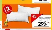 Oferta de Almohada Confort por 29,99€