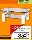 Oferta de Mesa de centro por 83,99€