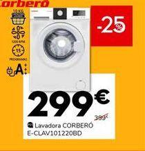 Oferta de Lavadoras Corberó por 299€