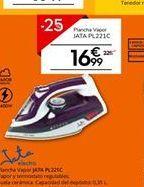 Oferta de Plancha de vapor Jata por 16,99€