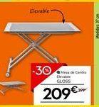 Oferta de Mesa de centro por 209€